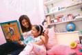 Myth-making Chandrika Behl and daughter Samaira