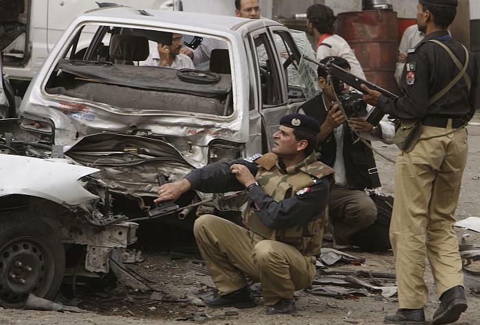 Blowback In Lahore