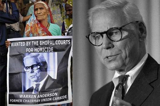 Warren Anderson