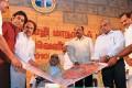 <b>Old Pedestal:</b> Karunanidhi at the World Tamil Conference in Coimbatore last year