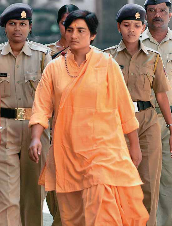 Malegaon Case: NIA Drops All Charges Against Sadhvi And Five Others