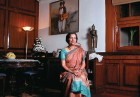 Lady in the woods Nirupama Rao, the foreign secretary