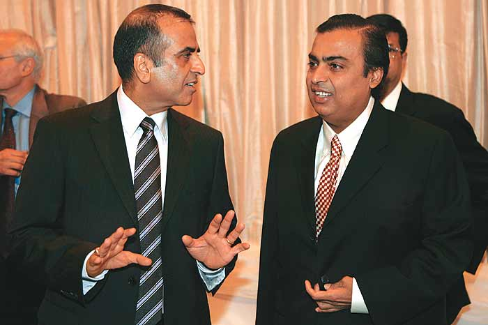 'I Told Mukesh...Sunil (Mittal) Wants Niira To Work For Him'
