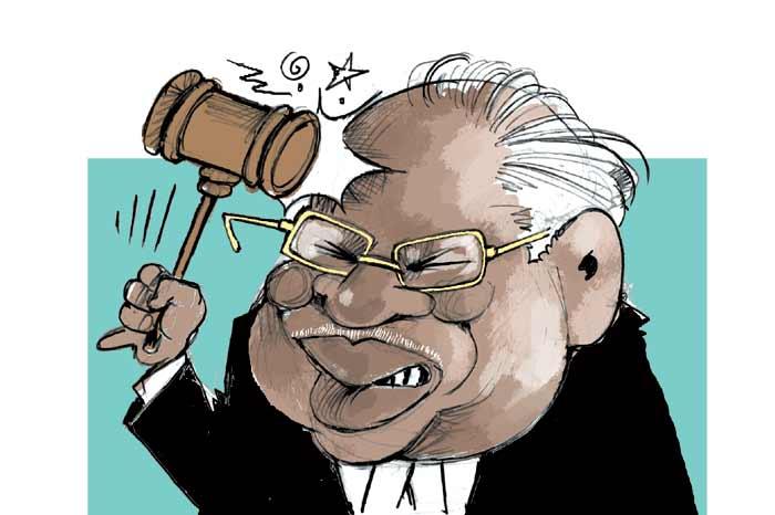 Justice K.G. Balakrishnan (Aka KGB)