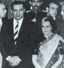 <b>No chairs</b> Mubarak and Mrs G