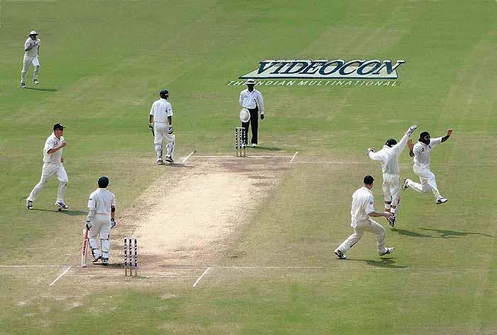 That Li'l Dynamo Down The Wicket