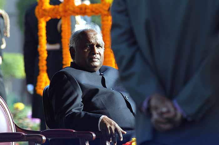 'There Was No Use Informing Justice Balakrishnan'