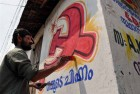 <b>On the wall</b> Prospects for the LDF suddenly look bright in Kerala