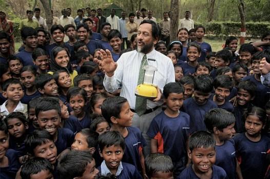 R.K. Pachauri