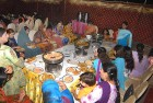 <b>Minimal Merriment</b> A Pakistani wedding feast