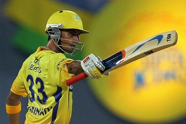 S Badrinath is one of the defensive players to play for Chennai Super Kings