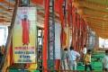 <b>Cleansing Regime</b> Preparations for the mega rally at Delhi's Ramlila maidan