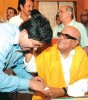 <b>'Do I Know You?'</b>  Dayanidhi Maran and Karunanidhi