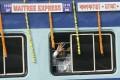 <b>Chug Chug</b> Passengers on the Calcutta-Dhaka Maitree Express