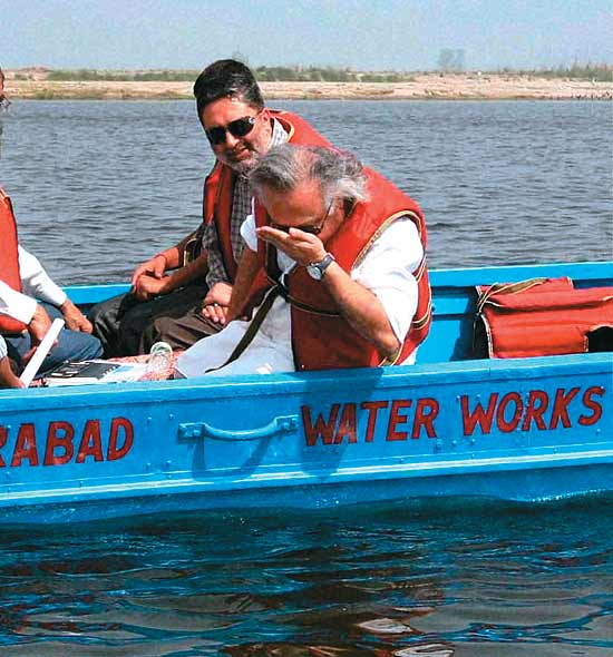 'We Treat Just A Third Of The Sewage And Effluents That Go Into The Ganga'