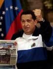 Hugo Chavez, Presente