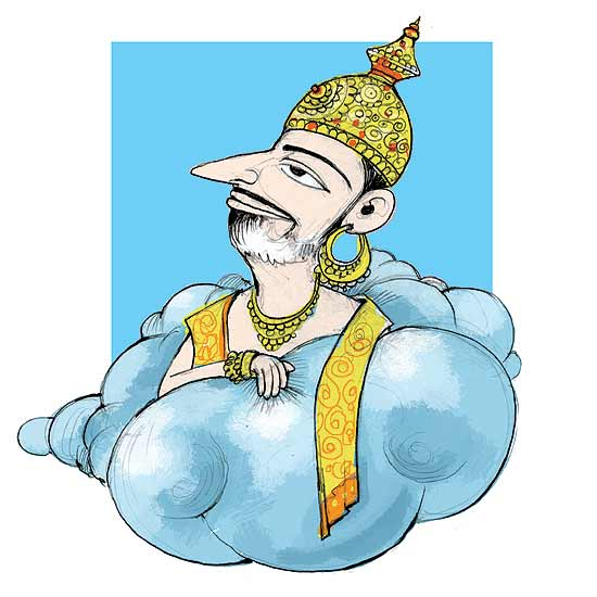 (Late) King Marthanda Varma