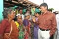 <b>The listener</b> On tour, U. Sagayam gives audience to women