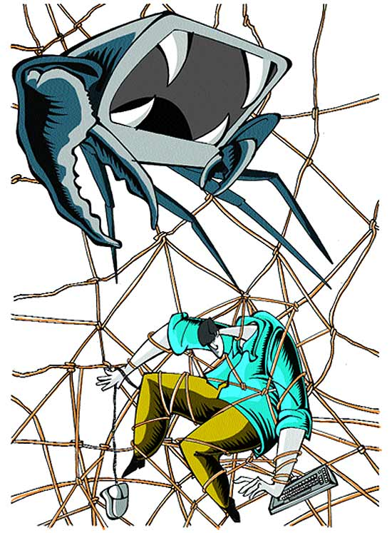 The Web Of Compulsion