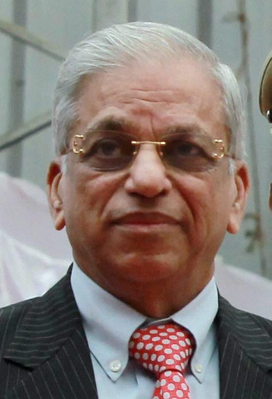 Shivraj V. Patil Justice