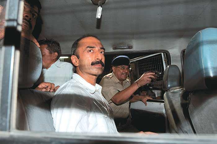 A Few Good Men Wearing Khaki—And Modi's Handcuffs