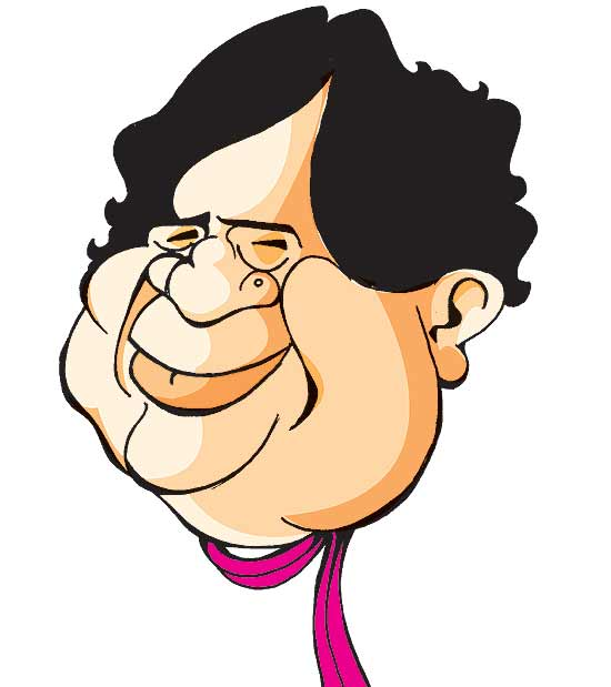 Bobby Thusker, Aide To Mayawati