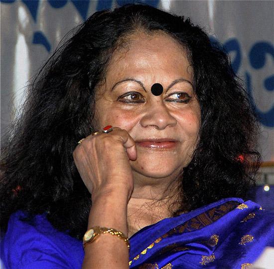 Jnanpith Award Winning Litterateur Indira Goswami Dead