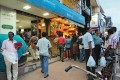 <b>Long live!</b> A Nilgiris store in Bangalore