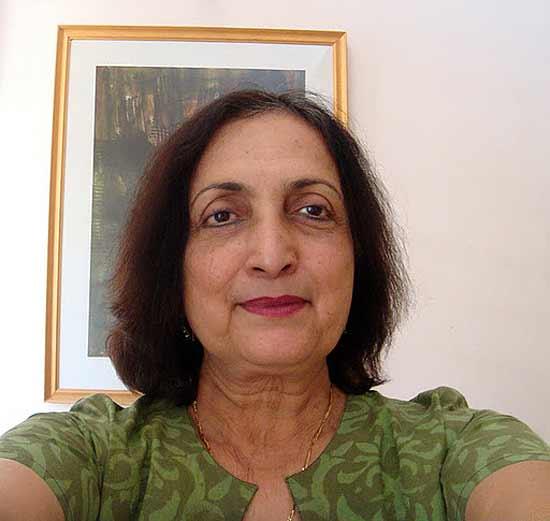 Rekha Hebbar Rao