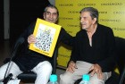 <b>Old pals</b> Releasing Mario's book at Crossword, Delhi