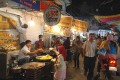 The iconic Sarafa bazaar in Indore is pure street theatre
