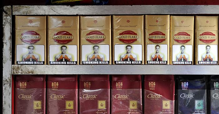 85% Pictorial Warning on Tobacco Products in Force From 1st April