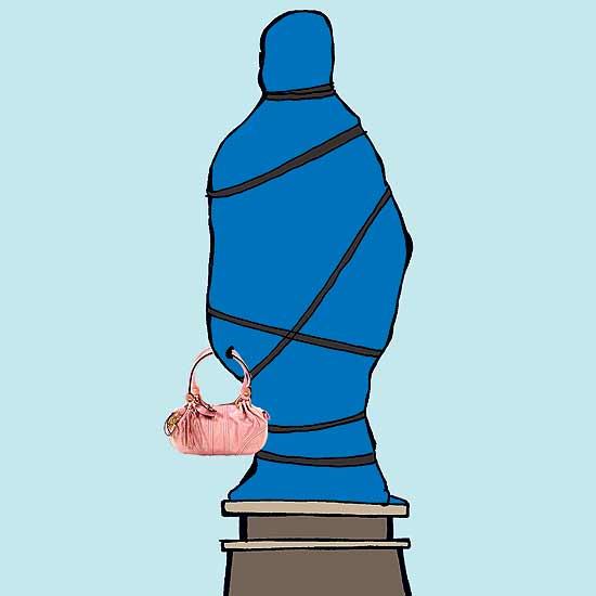 Mayawati's Nth Statue