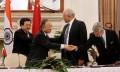 India, China Sign Border Management Pact
