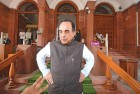 <b>Court buff</b> A scrappy litigant, Swamy says he's vindicated