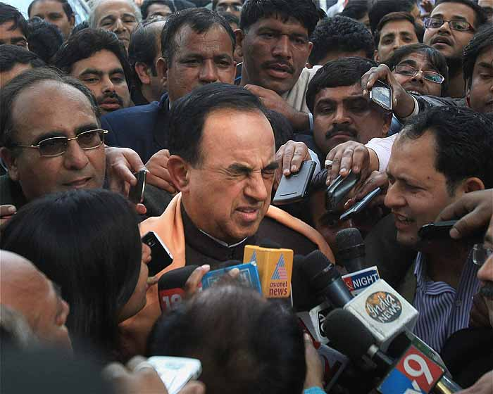 Coming Up, A Fresh Snub For Swamy