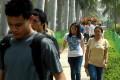 Students from Manipur at Delhi University