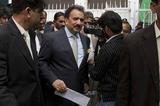 Rehman Malik