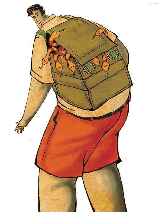 A Schoolbag Of Biases