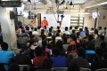 <b>What for?</b> Students at Smart Academy, Chennai