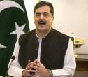 Syed Yousaf Raza Gilani