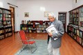 <b>What setback?</b> Kalam, at 80, still keeps a brisk pace