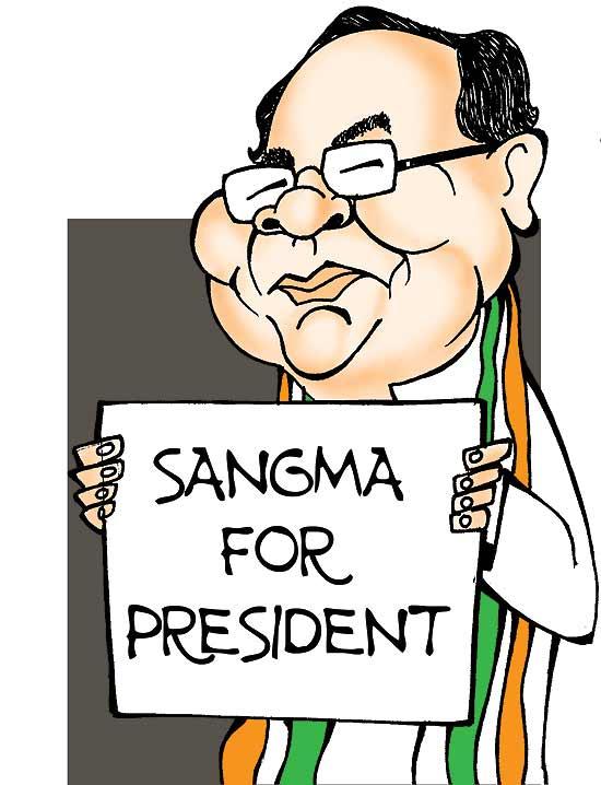 P.A. Sangma