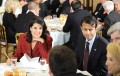 <b>Feted</b> Nikki Haley and Bobby Jindal have seats at the table