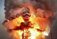 A Dussehra Like No Other