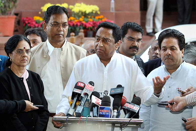 Congress, Culpability And Kamal Nath