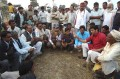 <b>Hard scrabble</b> Farmers protest in Katni