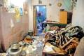 <b>Dirty as hell</b> Ram Singh's room in Ravidass camp