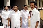 Future Kurukshetra? Azhagiri and Stalin
