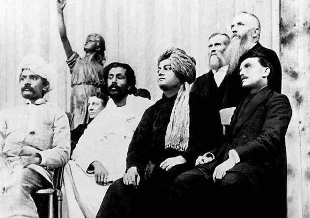 Vivekananda In Nirvana Land